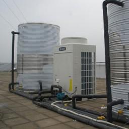 格力商用热水机组样板